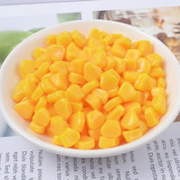 25pcs Sweetcorn Filler Slime Accessories
