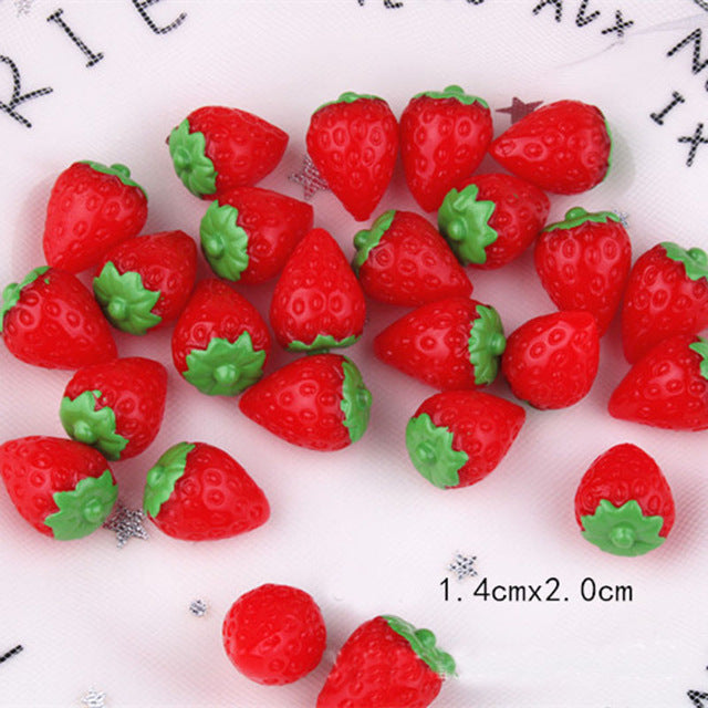 Strawberry Fruits Filler Accessories