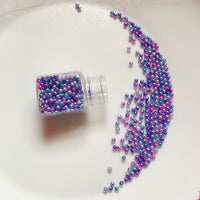 Small Pearl Beads Slime Accessories