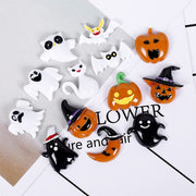 30pcs Halloween Slime Accessories