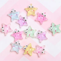12pcs Sea Crab Slime Accessories
