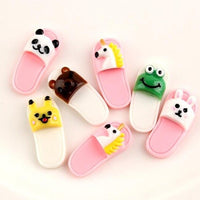 7pcs Cartoon Slippers Filler Accessories