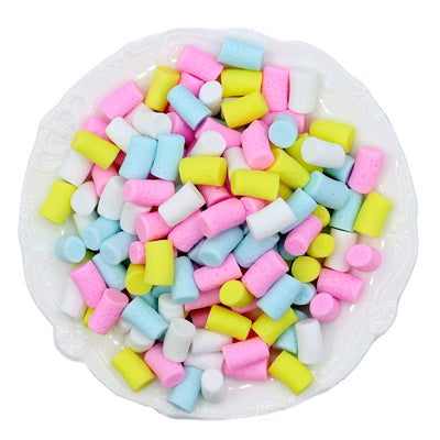 10pcs Marshmallow Slime Accessories