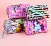 Holographic Unicorn Pencil Case
