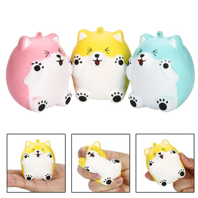 Slow Rising Cute Bear Scented Squishies