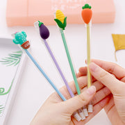 1PC 0.5MM Different Design Gel Pen