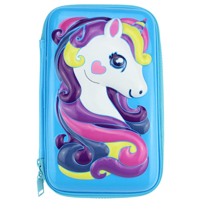 Unicorn Large Capacity Pencil Case