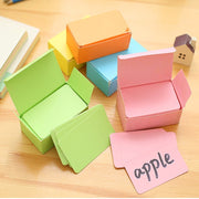 90 PCS/lot Creative Colored Sticky Notes