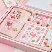 Beautiful Handbook Diary Set