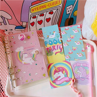 Adorable Unicorn Booklet Set
