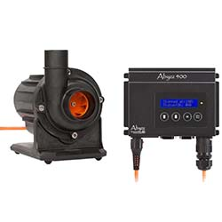 Abyzz A400 Controllable DC Pump (6,060 GPH) - 3M