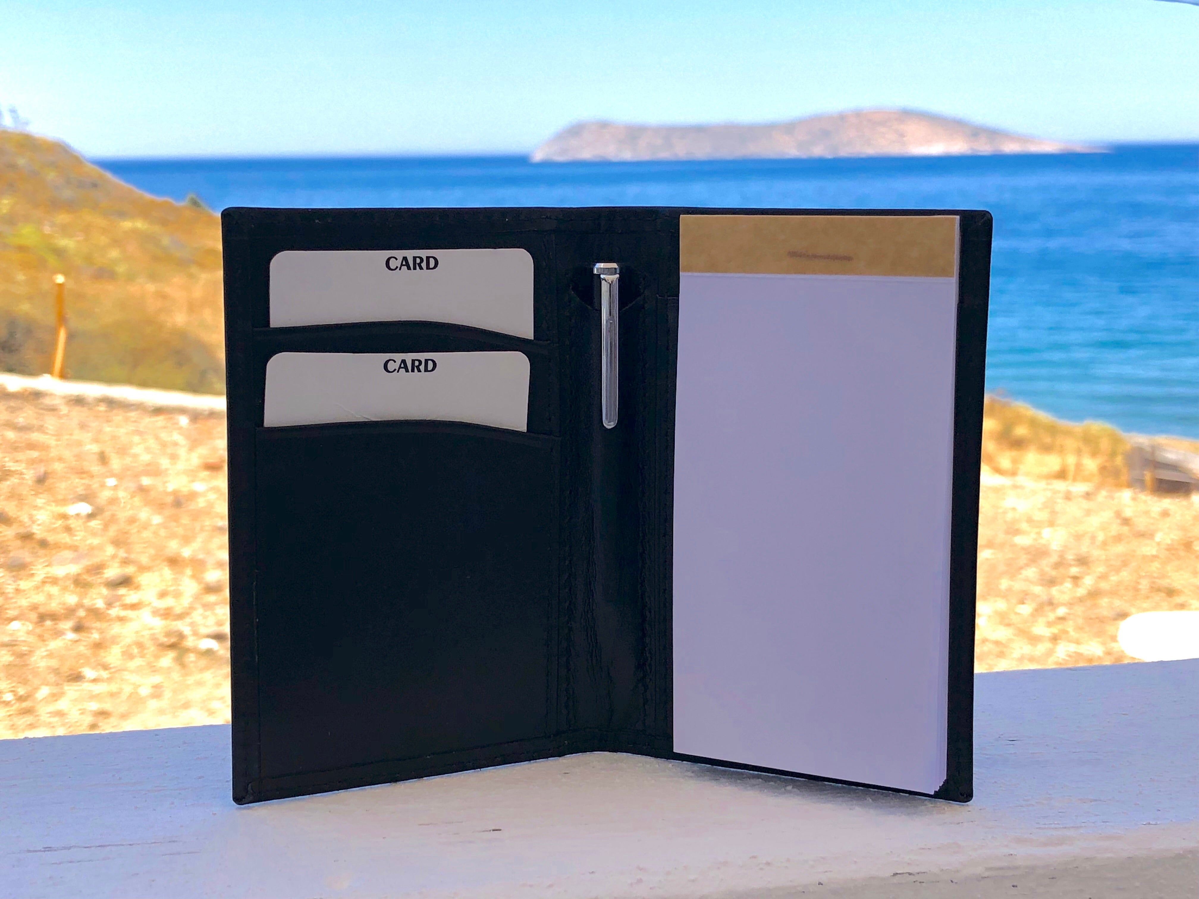 Notepads for the Capture Wallets