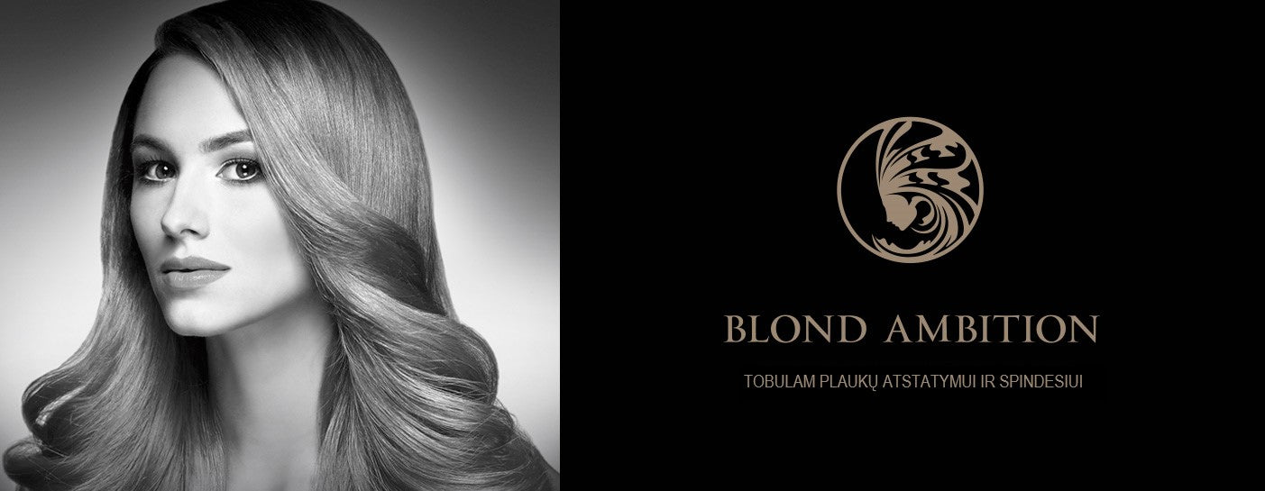 Blond ambition | For light hair - T-LAB Professional | AurelijosSPA