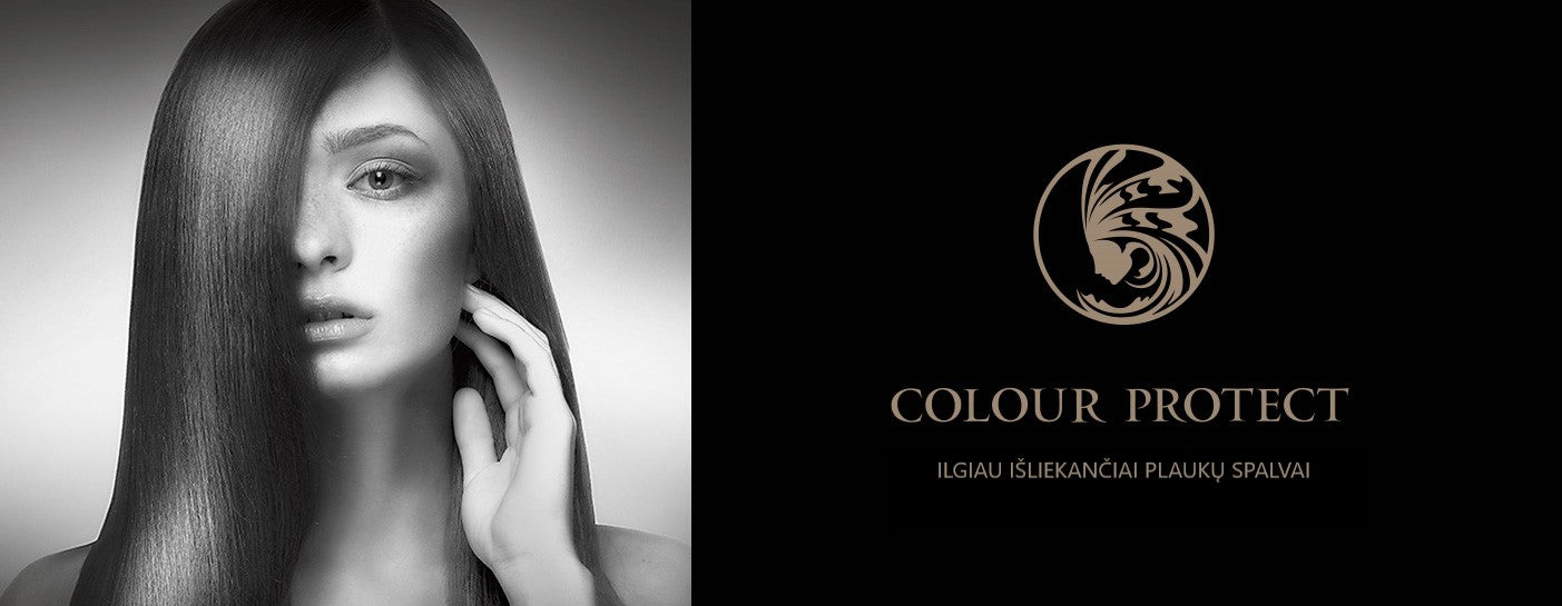 Colour protect - T-LAB Professional | AurelijosSPA