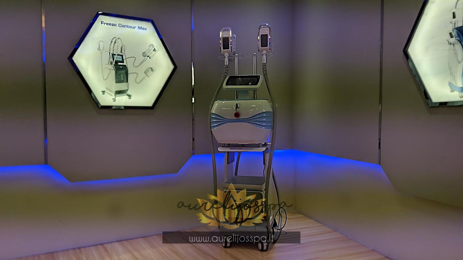 Cryotherapy Machines 360 ° 3in1 Heating