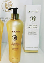 Uploading a photo to the Gallery for viewing, Blond Ambition - Conditioner T-Lab Professional - AurelijosSPA