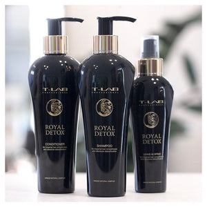 Royal Detox - Ensemble Professionnel de T-Lab - AurelijosSPA