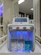 Uploading a photo to the Gallery for viewing, Hydrafacial machine 6in1 with oxygen saturation function - AurelijosSPA