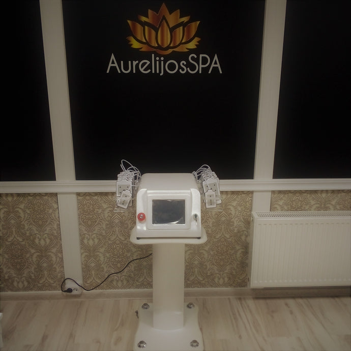 Lipo Laser Machine with Stand - Cosmetic Equipment - AurelijosSPA