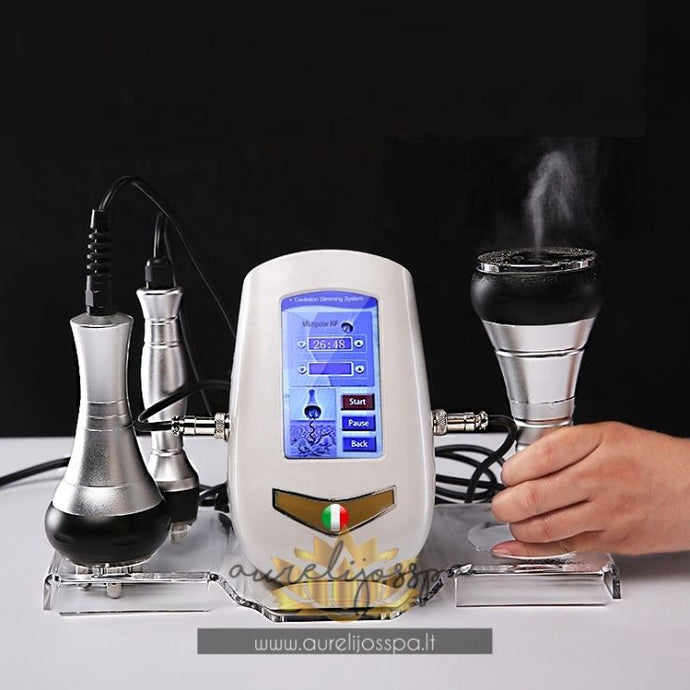 Cavitation Machine Mini - AurelijosSPA