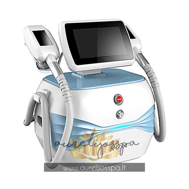 Cryotherapy Machines 3in1 Cooling and Heating 360 - AurelijosSPA