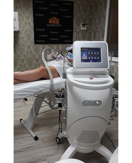 Multifunctional Cryotherapy machine 5in1 - AurelijosSPA