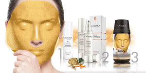 Luxury - Set 4in1 Casmara - AurelijosSPA