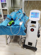 Uploading to Gallery, Lymphatic Drainage Compression Therapy Machines 11in1 Pro - AurelijosSPA