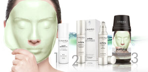 Purifying - 4in1 einstellen Casmara - AurelijosSPA