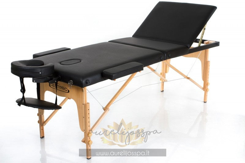 Folding Massage Table Classic - AurelijosSPA