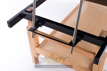 Uploading photo to Gallery for viewing, Massage Table Black | Beauty salon furniture - AurelijosSPA