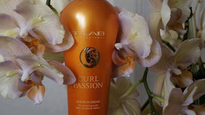 Curl Passion - Non - Washable Cream T-Lab Professional - AurelijosSPA