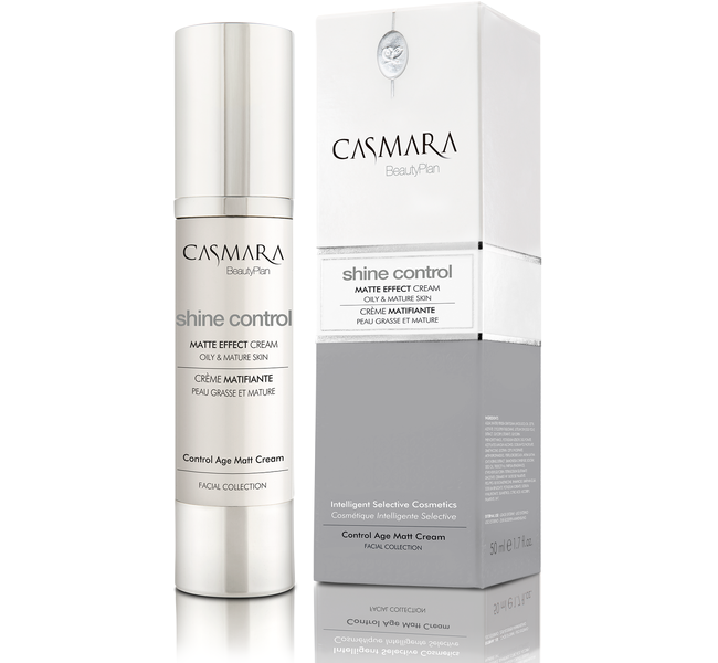 Shine Stop - Rejuvenating Cream Casmara  -  AurelijosSPA