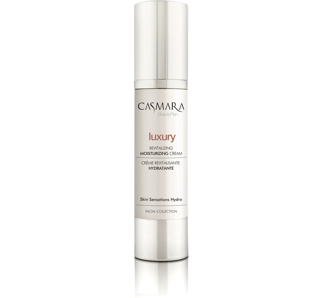 Luxury - Moisturizing Cream Casmara  -  AurelijosSPA