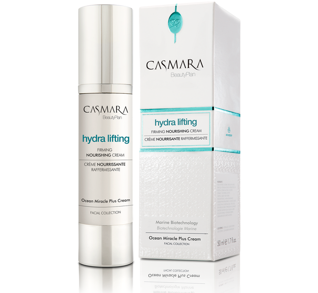 Hydra Lifting - Nourishing Cream Casmara  -  AurelijosSPA