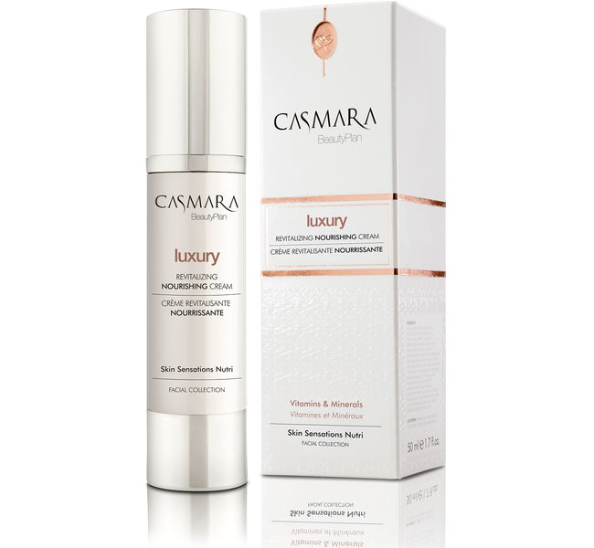 Luxury - Nourishing Cream Casmara  -  AurelijosSPA