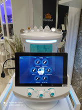 Uploading a photo to the Gallery for viewing, HydraFacial Water Dermabrasion Machines 7in1 with Facial Skin Analyzer - AurelijosSPA