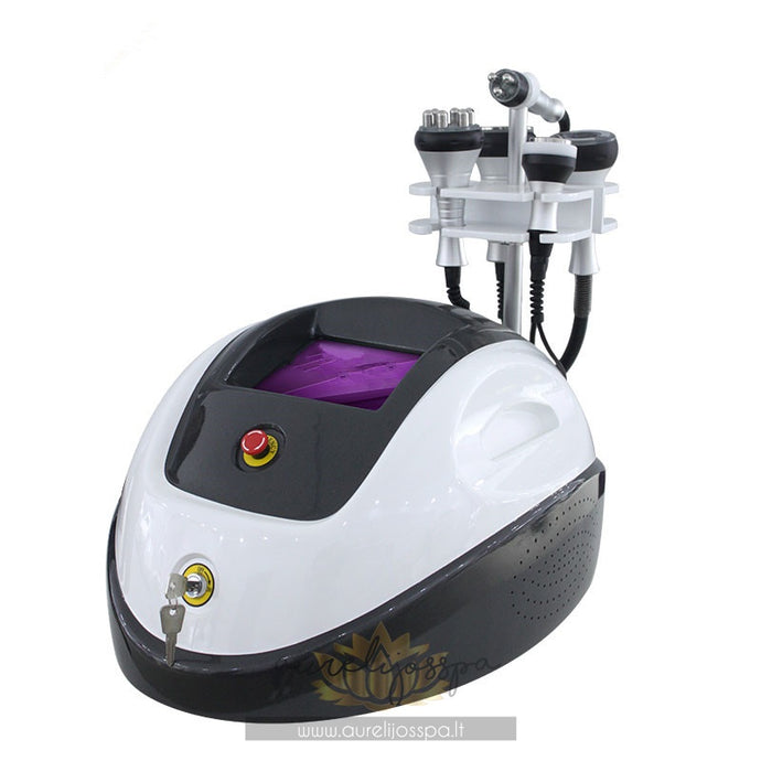 Cavitation Machine 5in1 Pro - AurelijosSPA