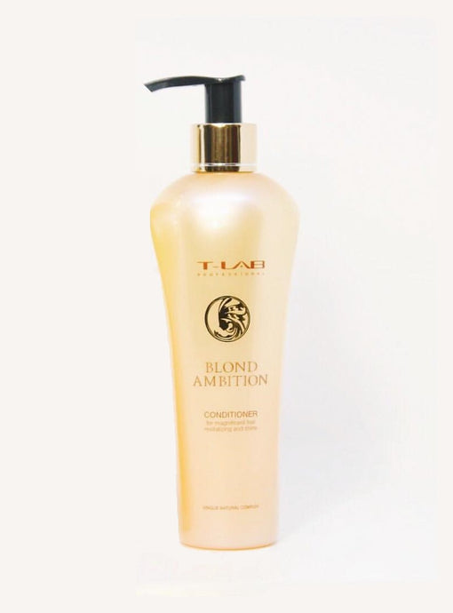 Blond Ambition - Conditioner T-Lab Professional - AurelijosSPA