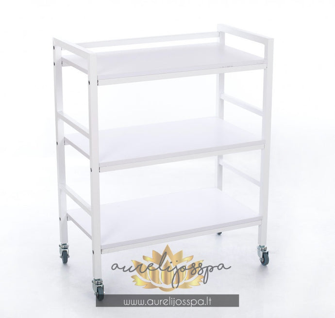 Cosmetology Table Steel - AurelijosSPA