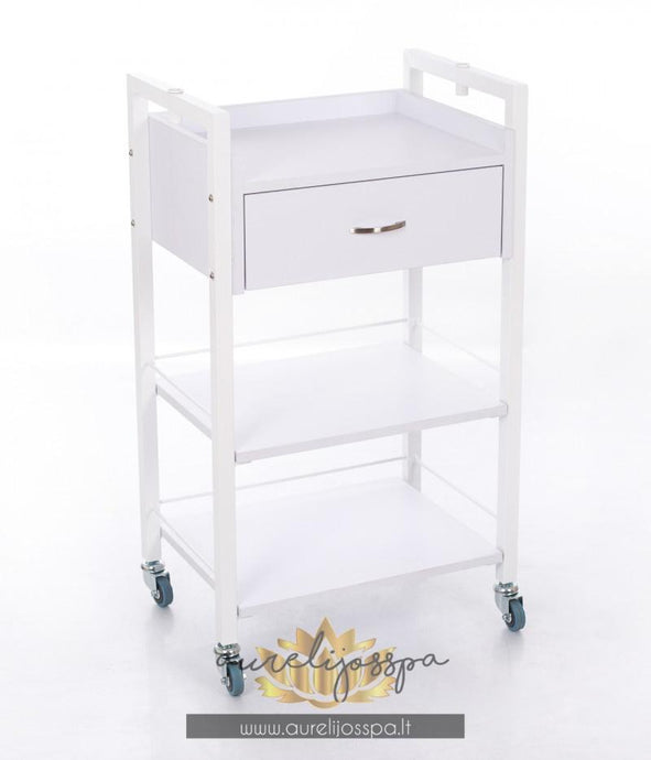 Cosmetology Table - Trolley with drawer AurelijosSPA