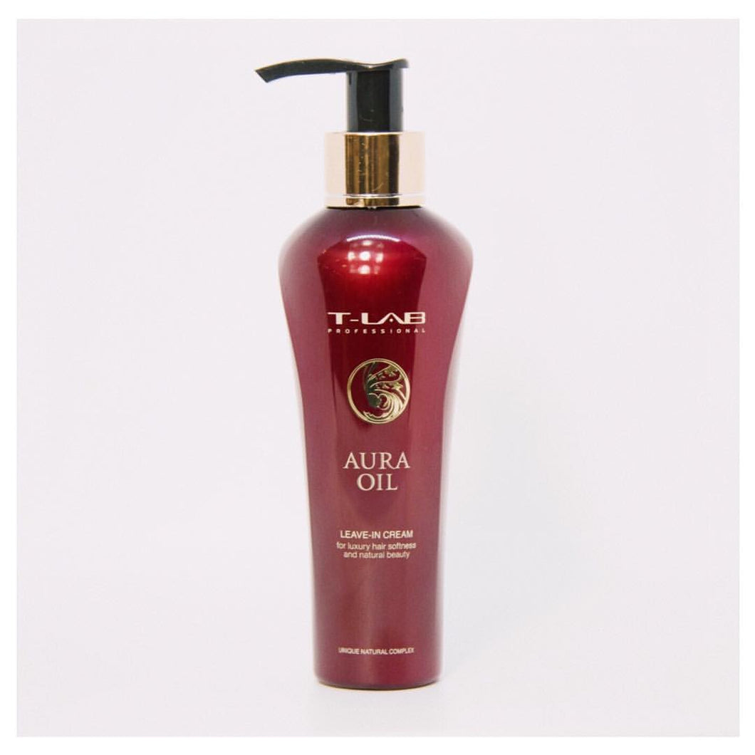 Aura Oil - Crema no lavable T-Lab Professional - AurelijosSPA