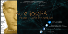 Uploading photo to Gallery for review, Gift Certificate for face and body treatments - AurelijosSPA