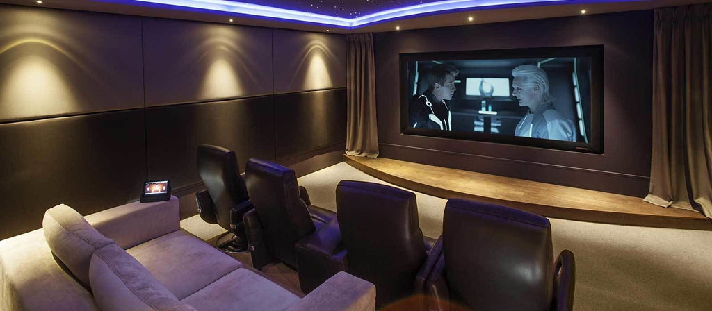 Home Audio-Video Integration Solutions | 6M AV Designers