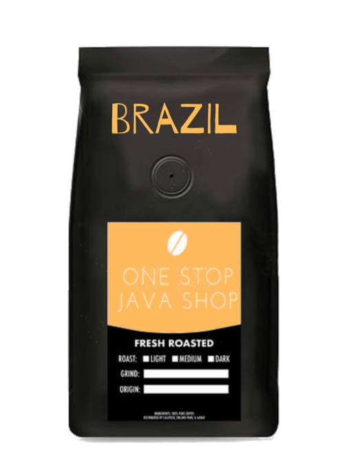 Our Brazilian Brew
