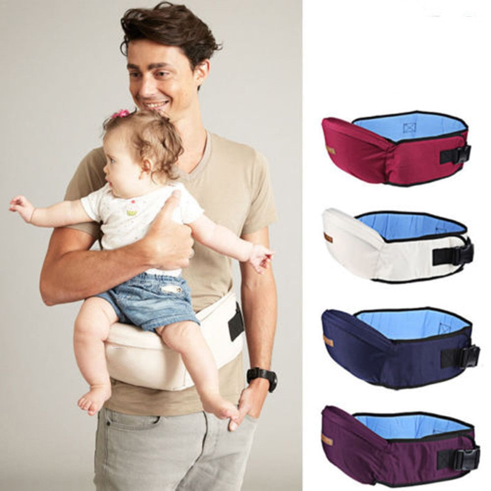 ada82a3125a Baby Hip Seat - Waist Carrier and Storage Pack – Ivory deals