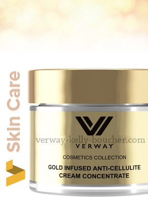 Gold Infused crème Anti cellulite