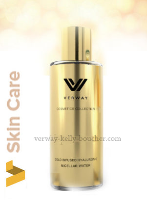 Gold Infused Hyaluronic Eau Micellaire