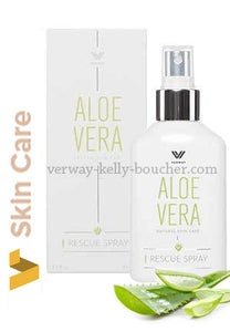 Aloe Vera Rescue Spray (PROMO -20%)