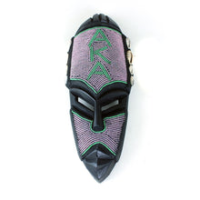 Load image into Gallery viewer, African Fang Mask - Divine 9 (Pre-Order)